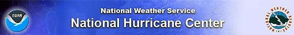 National Hurricane Center Free Emailed Advisories
